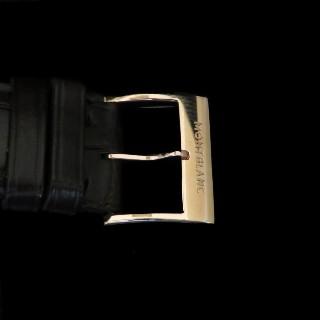 Montre Montblanc 39 mm Héritage Spirit Or rose 18k Automatique 2016. Full set