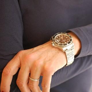 Montre Rolex Submariner Date Homme Acier de 2009.  Boite-Papiers. Ref : 16610 .