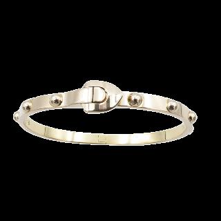 "Bracelet jonc ouvrant Vuitton ""Clou"" or rose 18k .  31,20 Grs.Taille 16"
