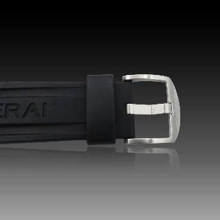 Montre Panerai Luminor Marina Acier 43 mm Automatique de 2002. Full Set